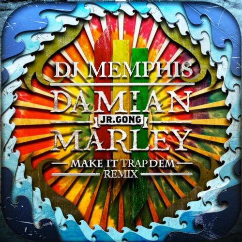 Skrlllex ft Damian Marley - Make It Trap Dem (MeMphis Remix 2013) (Heavy Dirty Sub Bass)