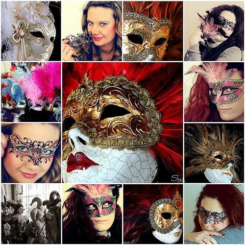Masquerade by Anna Meade (12th Night Contest)