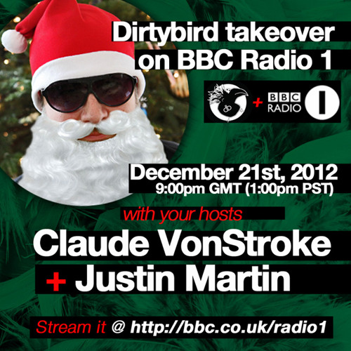 My Samplepack Loop @ Dirtybird BBC Radio 1 Takeover - Pete Tong's Essential Selection 21.12.2012