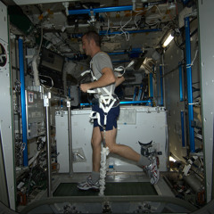 Ambient noise of the International Space Station
