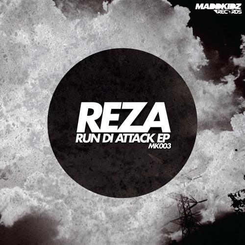 Reza - The Iceman (Original Mix)