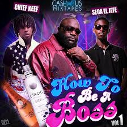 Cheif Keef  3hunna remix Ft.Red Cafe,Rick Ross