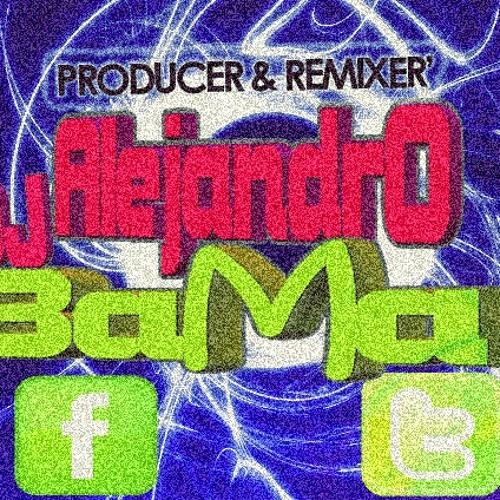 Relax your body - Dj AlejandrO BaMa Ft DjAngel Prieto (Remix 2013 Pvt) DEMO