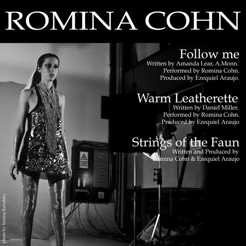 Romina Cohn -Strings of the faun (Space factory Records)