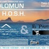 Solomun & H.O.S.H. playing Creature of the Night at Bermuda Boat Party in Ibiza - 30-08-2012