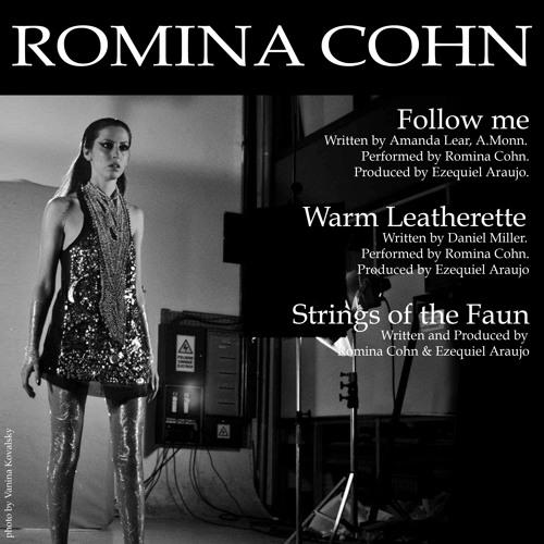 Romina Cohn -Follow me (Space factory Records)