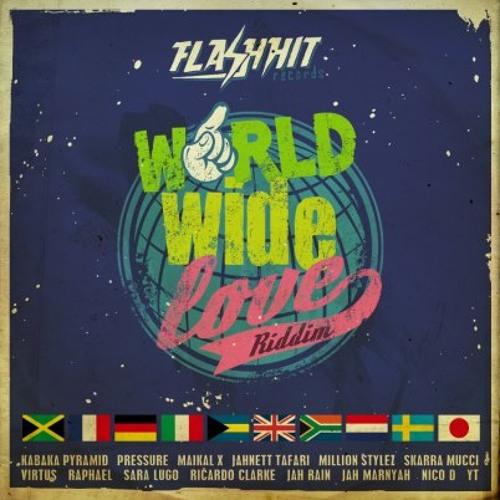 Worldwide Love Riddim - Megamix