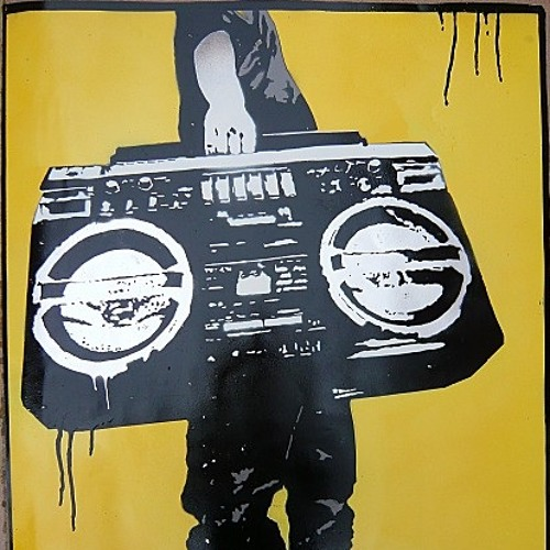 Ghetto Blaster - [ Genjii meet Tetra Hydro K ]