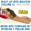 Shut Up And Bounce Vol 11 (CD2) Mixed And Compiled by Pauli3 D33
