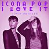 Icopa Pop - I Love It (feat Charli XCX) (Cobra Starship vs DMH Bootleg)