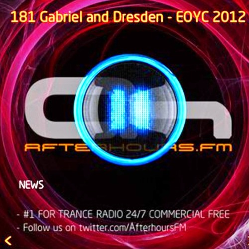 Gabriel & Dresden - EOYC 2012 recorded live at Marquee Las Vegas