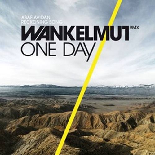 ASAF AVIDAN - ONE DAY ( Hasterdex Dubstep Version )