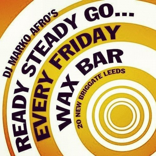 READY STEADY GO - MOD DJ MIX 1