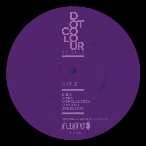 FLR040.5 :: Dot Colour Series :: Purple :: Duky Stride Nicholas Deca Cossano Joe Europe