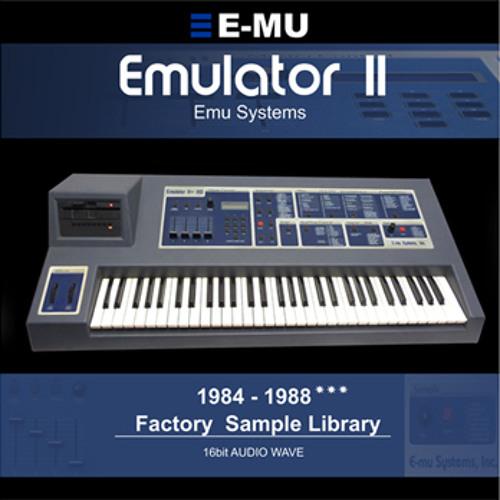 Emulator II Factory DEMO 1984-1988