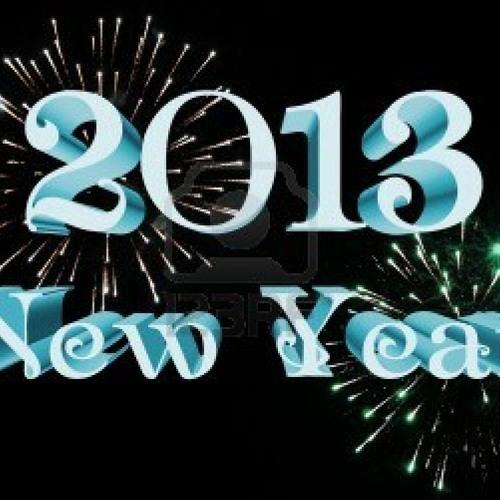100%Clubbing music new year 2013