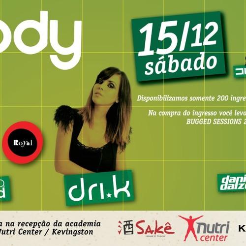 DJ Daniel Dalzochio live @ Royal Club - Vitória, ES - 15.12.2012