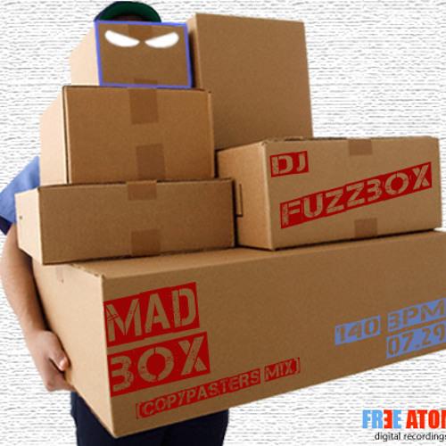MAD BOX (copypasters mix) - djFuzzBox