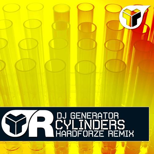 [RIOT106] Cylinders (Hardforze Remix) - DJ Generator
