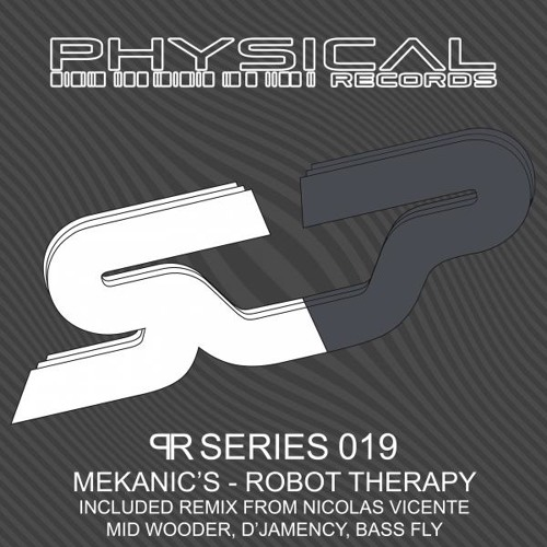 MEKANIC'S - Never Stop (D'Jamency remix) /// Physical records series 019 -FR/snippet