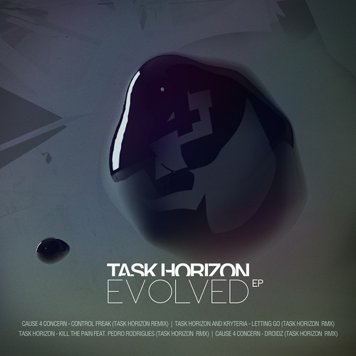 Task Horizon - Kill The Pain feat Pedro Rodrigues (Task Horizon Rmx) AVAILABLE 14th JANUARY