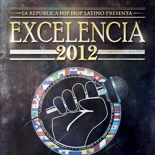 Portavoz - Escribo Rap con R de Revolucion (12. Excelencia 2012)