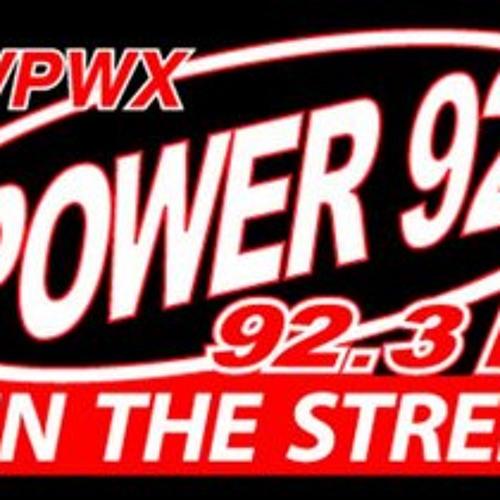 "Real T@lk's ""Black Dynamite"" on Power92.3 FM (LOW QUALITY)"