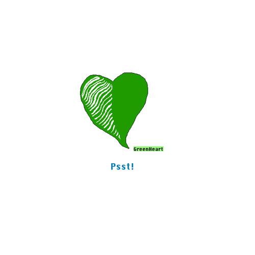 PSS - Psst! (Greenheart Original Edit) - 100 Followers special!