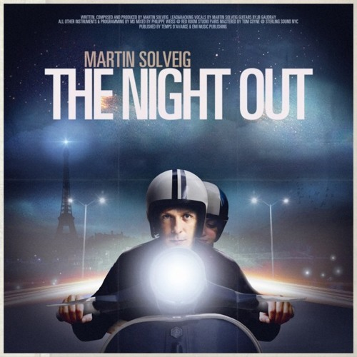 Martin Solveig - The Night Out (Cover by NineSun)