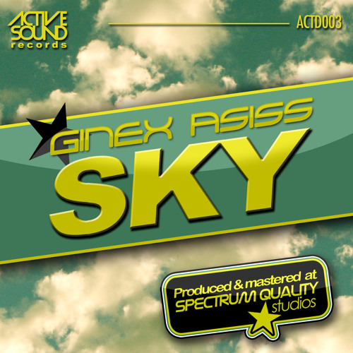 GINEX ASISS - SKY #ACTD003 [PREVIEW] ::NOW AVAILABLE!!::