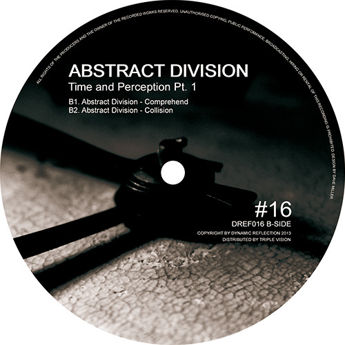 Abstract Division - Comprehend