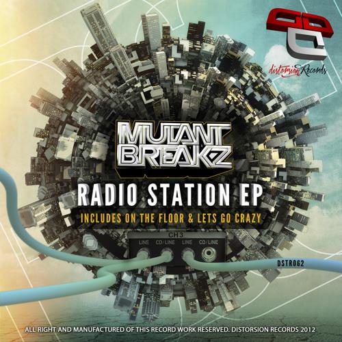 [DSTR062]Mutantbreakz - Radio Station