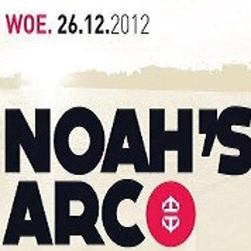 FRANKY JONES @ NOA'S ARC BOATPARTY 26.12.12 HASSELT