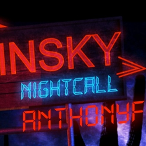 Kavinsky - Nightcall (AnthonyF Remix)
