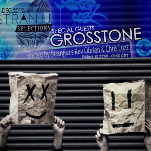 STRANJJ SELECTIONS DEC-14-2012 w/ GROSSTONE