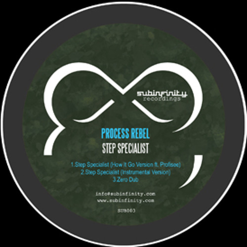 Step Specialist EP (demo mix)