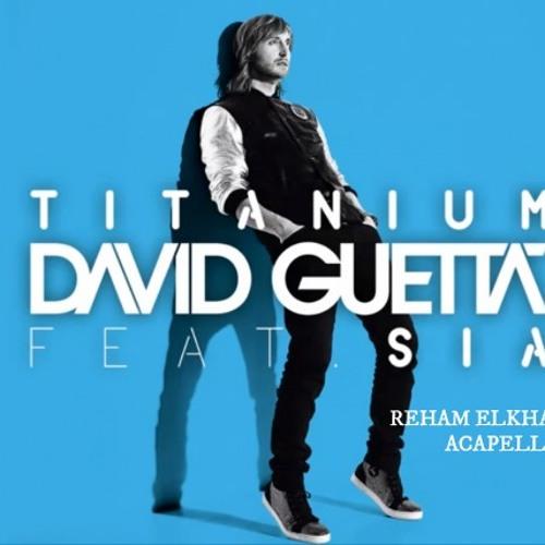 David guetta ft sia - titanium (acapella + piano)