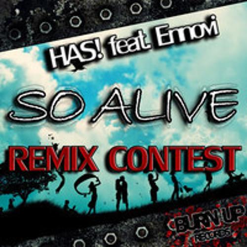 HAS! feat Ennovi - So Alive (Van Dude Remix)