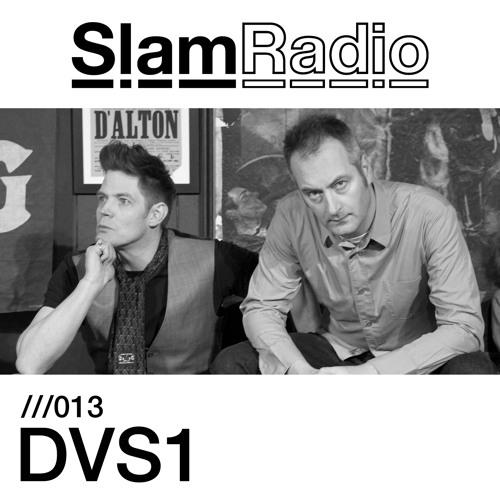 Slam Radio - 013 - DVS1 (Recorded live at Berghain)