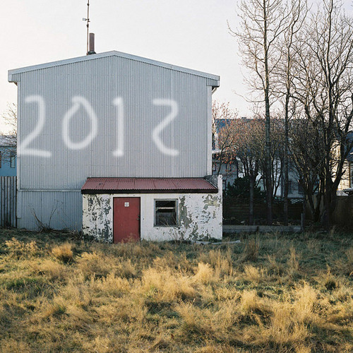 Tracks of 2012 // by Timothy