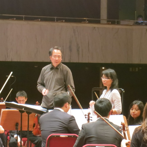 Ming-Hsiu Yen: Orchestral / Large Ensemble Works  管絃樂作品