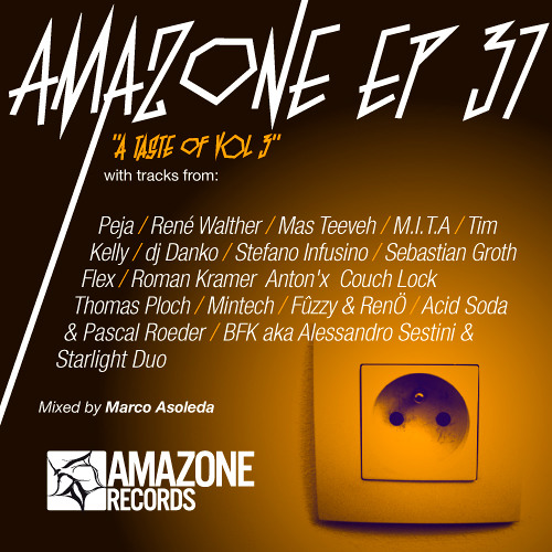 "Compilation ""ATaste of Vol3""_ Amazone37_ mixed by Marco Asoleda - Master"