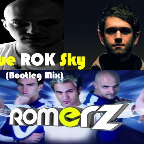 Tom Falls vs Eiffel 65 vs Zedd - Blue ROK Sky (RomerZ. Bootleg Mix)