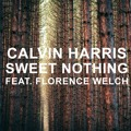 Florence Welch Sweet Nothing (Ft. Calvin Harris) Artwork