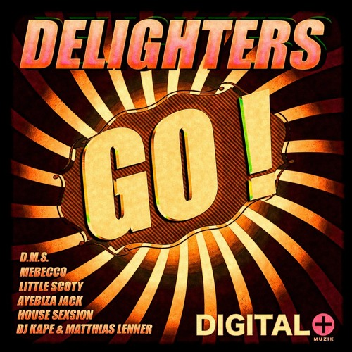 Delighters - Go  /House Sexsion remix/   release date 2013.01.18.