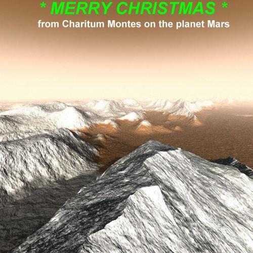 Martian Christmas