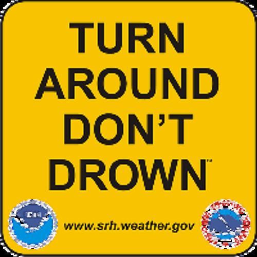 "Zak ""turn around, don't drown"""