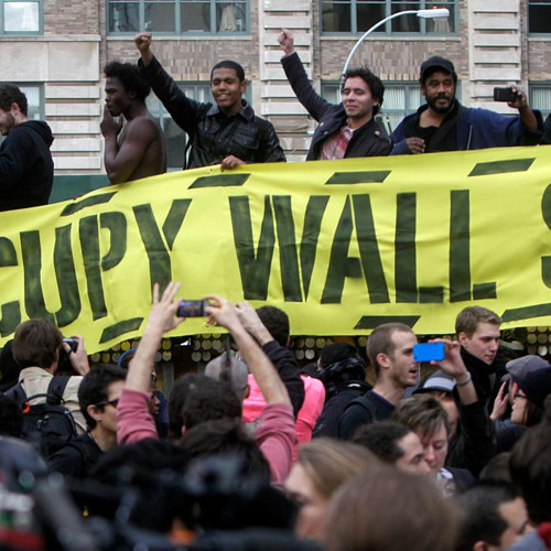 "Secret Docs Reveal FBI ""Counterterrorism"" Monitoring of Occupy From Its Earliest Days 1 of 2"