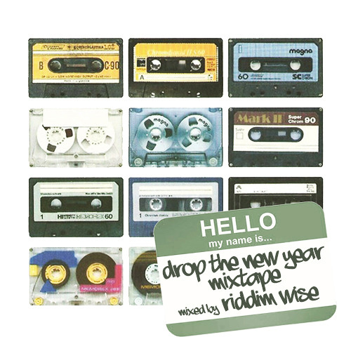 Riddim Wise - Drop The New Year Mixtape