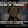 Game Of Thrones theme  - EDM - Industrial version by Sebastian Komor mp3